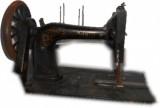 Macchina per cucire Vintage non funzionante