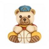 Thun - Teddy lui con palla in ceramica