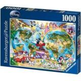 Puzzle Ravensburger 1000  pezzi