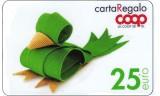 Carta Regalo coop da € 25.00