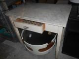 tavolo cucina vintage