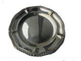 Piatto argento peso 860 grammi