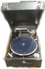 Phonografo a valigetta Columbia
