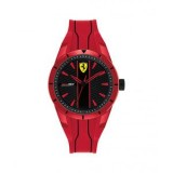 Orologio Analogico Scuderia Ferrari In Abs, Silicone